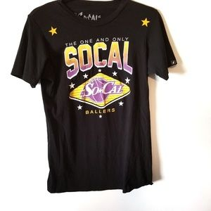 Other - SoCal Ballers tshirt size small